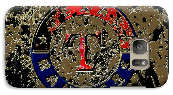 Roger Dean Galaxy S7 Case - The Texas Rangers 6a by Brian Reaves