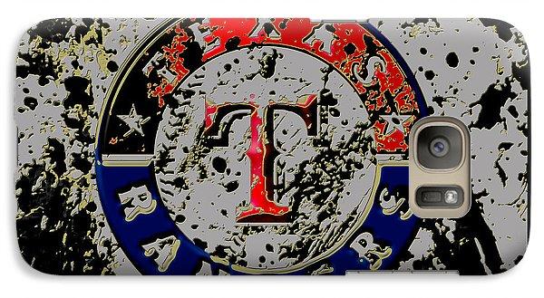 Roger Dean Galaxy S7 Case - The Texas Rangers 6b by Brian Reaves
