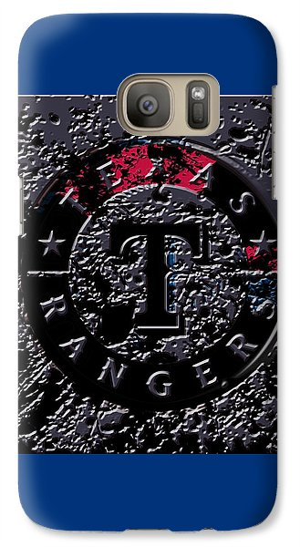 Roger Dean Galaxy S7 Case - The Texas Rangers  by Brian Reaves