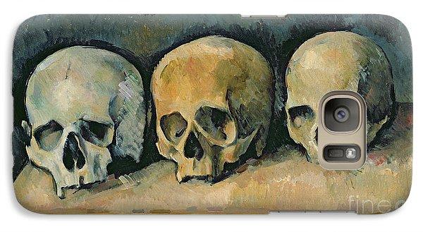 The Three Skulls Galaxy S7 Case