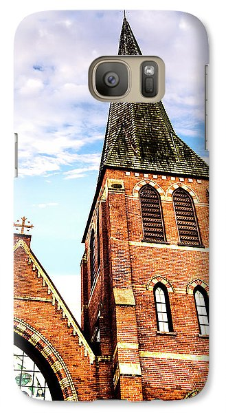 The Tower Galaxy S7 Case by Onyonet  Photo Studios