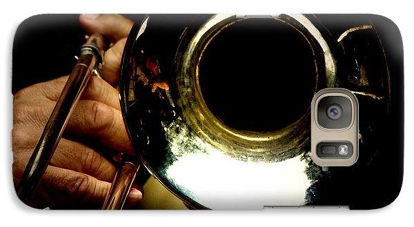 Trombone Galaxy S7 Case - The Trombone   by Steven Digman