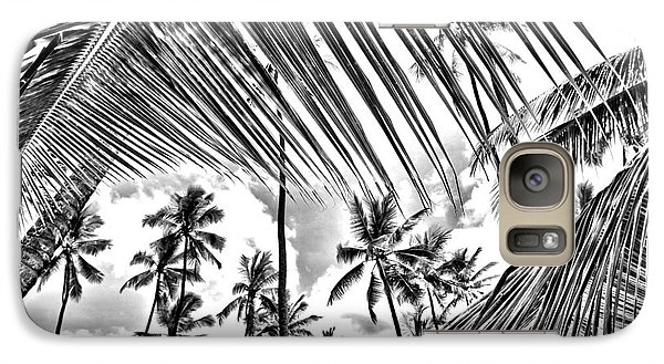 Galaxy Case featuring the photograph The Tropics by DJ Florek