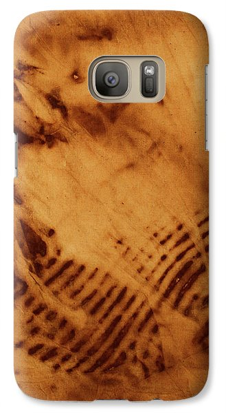 Galaxy Case featuring the photograph The Tulip by Cynthia Powell