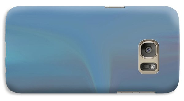 Galaxy Case featuring the painting The Twister by Dan Sproul