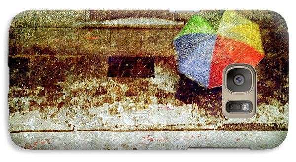 The Umbrella Galaxy S7 Case by Silvia Ganora
