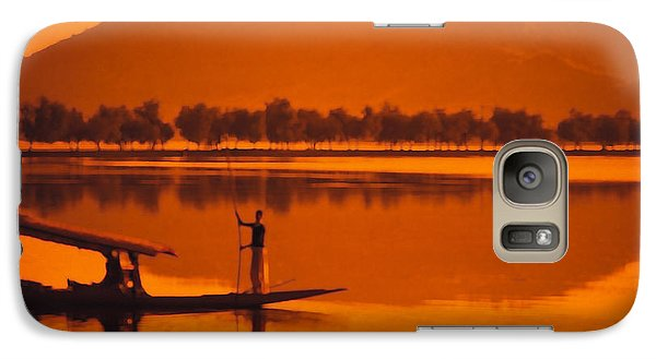 Galaxy Case featuring the photograph The Vale Of Kasmir by Carl Purcell