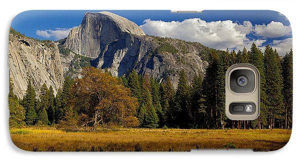 Galaxy Case featuring the photograph The Valley by Evgeny Vasenev