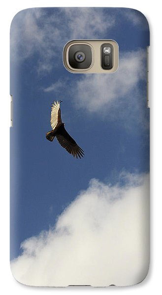 Galaxy Case featuring the photograph The View  by Kim Henderson