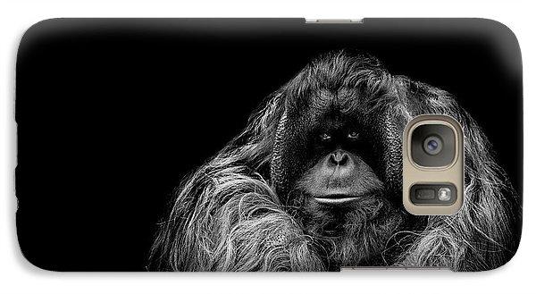 The Vigilante Galaxy S7 Case by Paul Neville