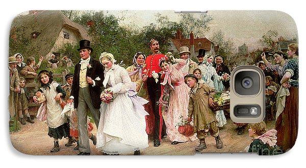 The Village Wedding Galaxy S7 Case