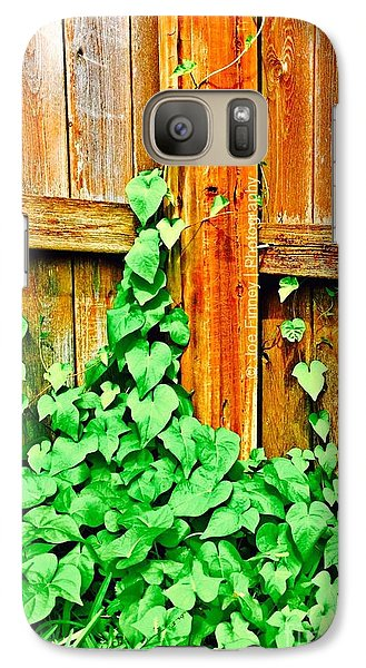 Galaxy Case featuring the photograph The Vine - No.6275 by Joe Finney