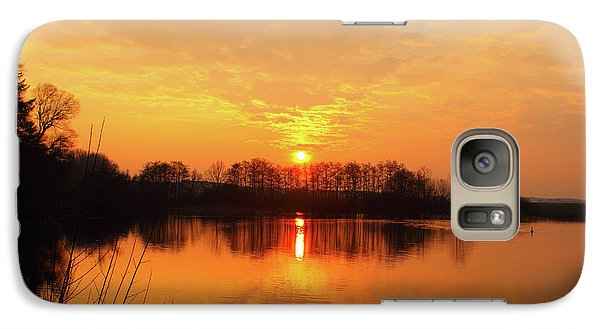 The Waal Galaxy S7 Case by Nichola Denny