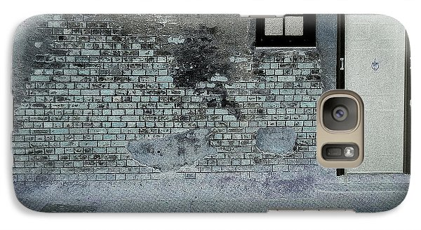 Galaxy Case featuring the photograph The Wall by Douglas Stucky