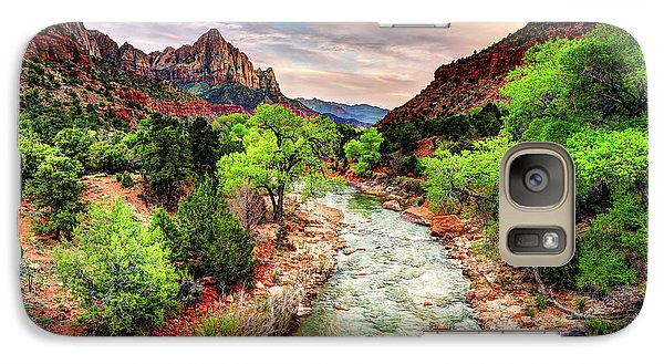 The Watchman  Galaxy S7 Case