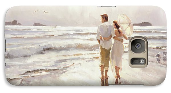 Seagull Galaxy S7 Case - The Way That It Should Be by Steve Henderson