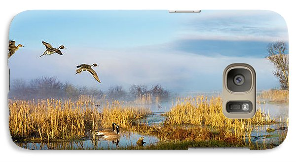 The Wetlands Galaxy S7 Case