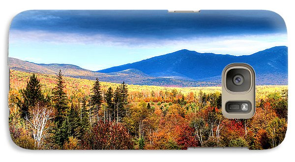 Galaxy Case featuring the photograph The White Mountains Autumn by Tom Prendergast