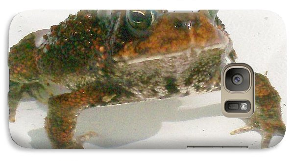 Galaxy Case featuring the digital art The Whole Toad by Barbara S Nickerson