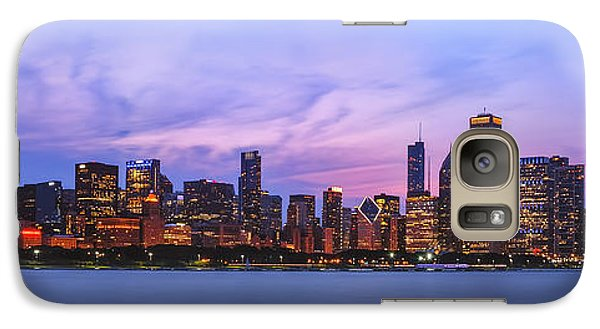 The Windy City Galaxy Case by Scott Norris