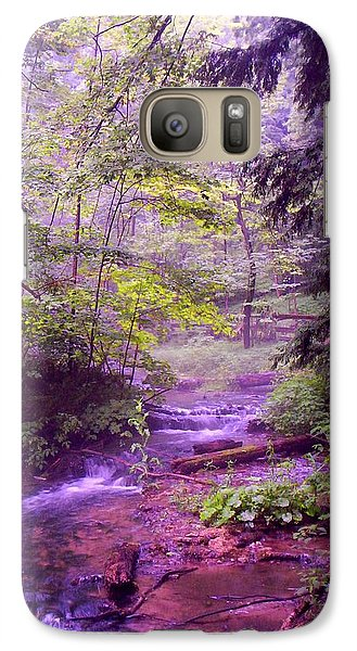Galaxy Case featuring the photograph The Wonder Of Nature by John Stuart Webbstock