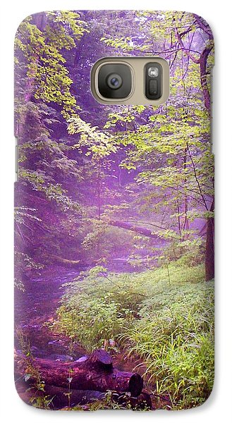 Galaxy Case featuring the photograph The Wonder Of Nature  Two by John Stuart Webbstock