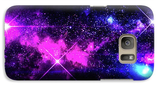 Galaxy Case featuring the photograph The Wonders Of Space  by Naomi Burgess