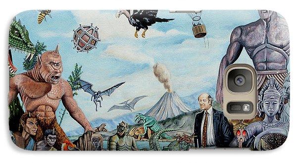 The World Of Ray Harryhausen Galaxy S7 Case
