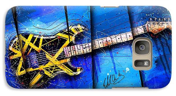 The Yellow Jacket Galaxy Case by Gary Bodnar