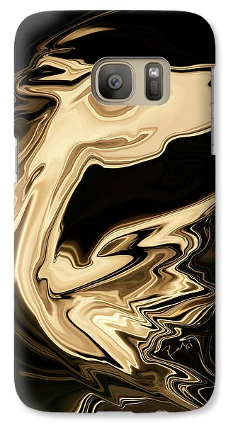 Galaxy Case featuring the digital art The Young Pegasus by Rabi Khan