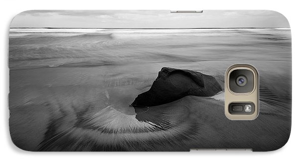 Galaxy Case featuring the photograph They Are Calling You by Alexander Kunz