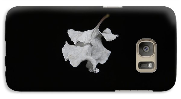 Galaxy Case featuring the photograph Thin Air by Maggy Marsh