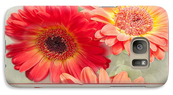 Galaxy Case featuring the photograph Thinking Of You by Geraldine Alexander