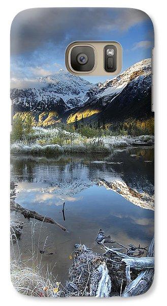 Thoreau Galaxy S7 Case by Ed Boudreau