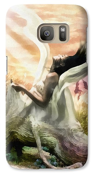 Mo Galaxy S7 Case - Thorn by Mo T