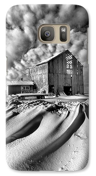 Galaxy Case featuring the photograph Those Were The Days by Phil Koch