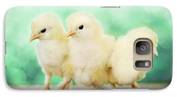 Three Amigos Galaxy S7 Case by Amy Tyler