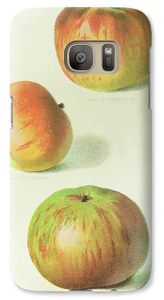 Three Apples Galaxy S7 Case
