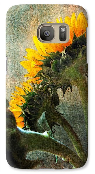 Galaxy Case featuring the photograph Three by John Rivera