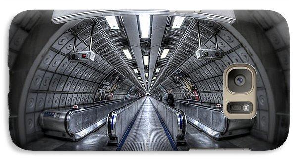 Through The Tunnel Galaxy S7 Case by Evelina Kremsdorf