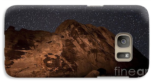 Galaxy Case featuring the photograph Through Time by Melany Sarafis