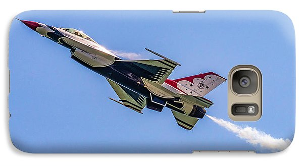 Galaxy Case featuring the photograph Thunderbird #5 by Nick Zelinsky