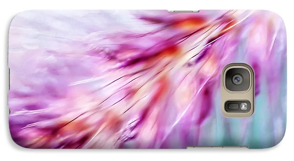 Galaxy Case featuring the photograph Tickle My Fancy by Carolyn Marshall