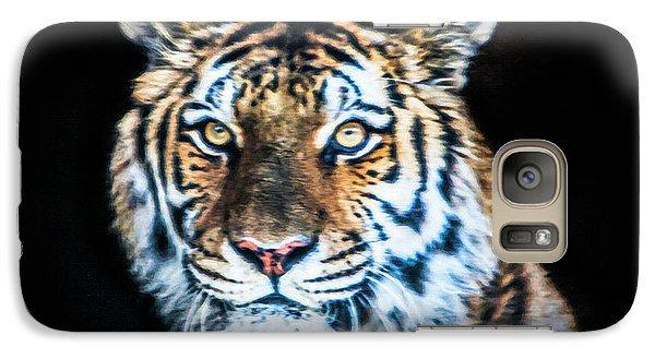 Tiger 2017 Galaxy S7 Case by David Millenheft