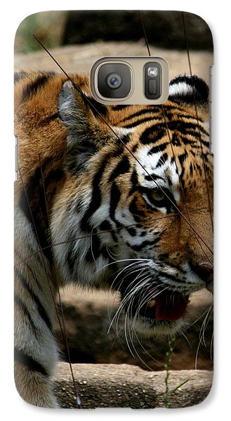 Galaxy Case featuring the photograph Serching by Cathy Harper