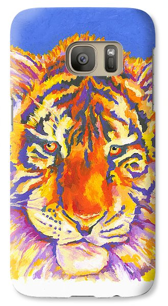 Galaxy Case featuring the painting Tiger by Stephen Anderson