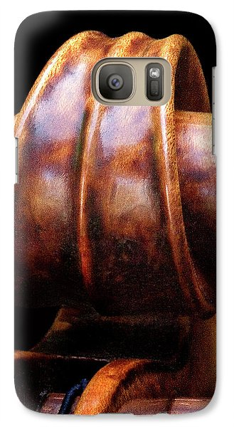 Galaxy Case featuring the photograph Tight Closeup  by Endre Balogh