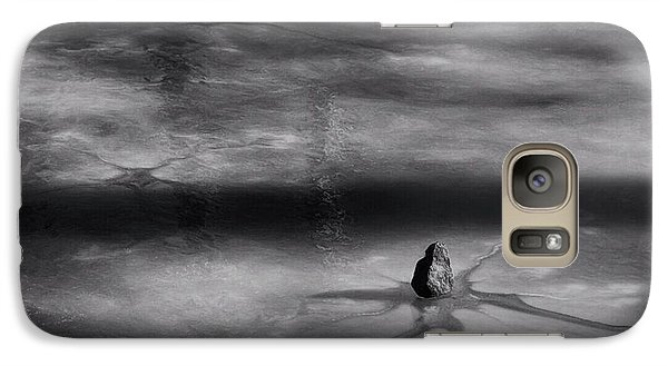 Galaxy Case featuring the photograph Til Spring by Mark Fuller