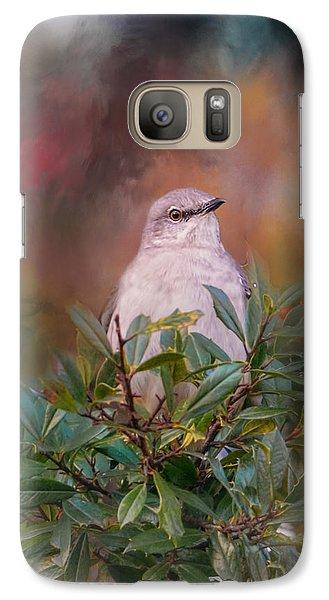 Tilda In The Holly Galaxy S7 Case