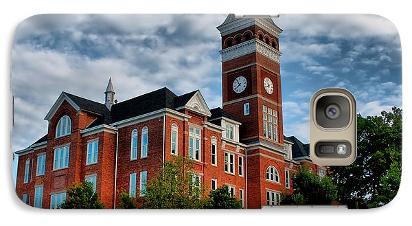 Galaxy Case featuring the photograph Tillman Hall by Lynne Jenkins